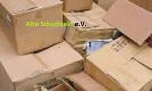 Alte Schachteln