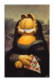 GarfieldsMonaLisa