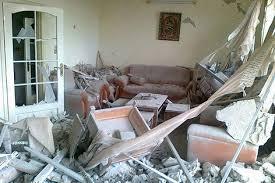Krieg im Wohnzimmer