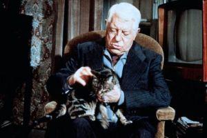 Die Katze mit Jean Gabin