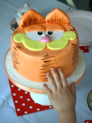 Kuchen Garfield